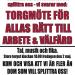 Åkesson törs inte debattera – Socialisterna svarar med torgmöte