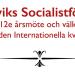 VSF 12e årsmöte och Internationella kvinnodagen